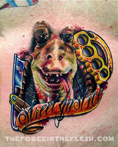Check out the Top 10 Craziest Star Wars Tattoos