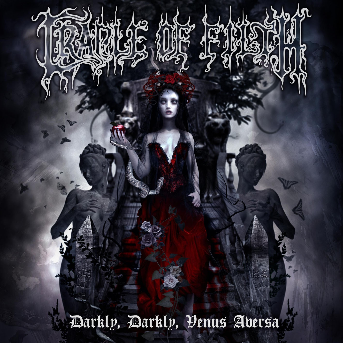Cradle of Filth Cover Album Album Review Cradle of Filth