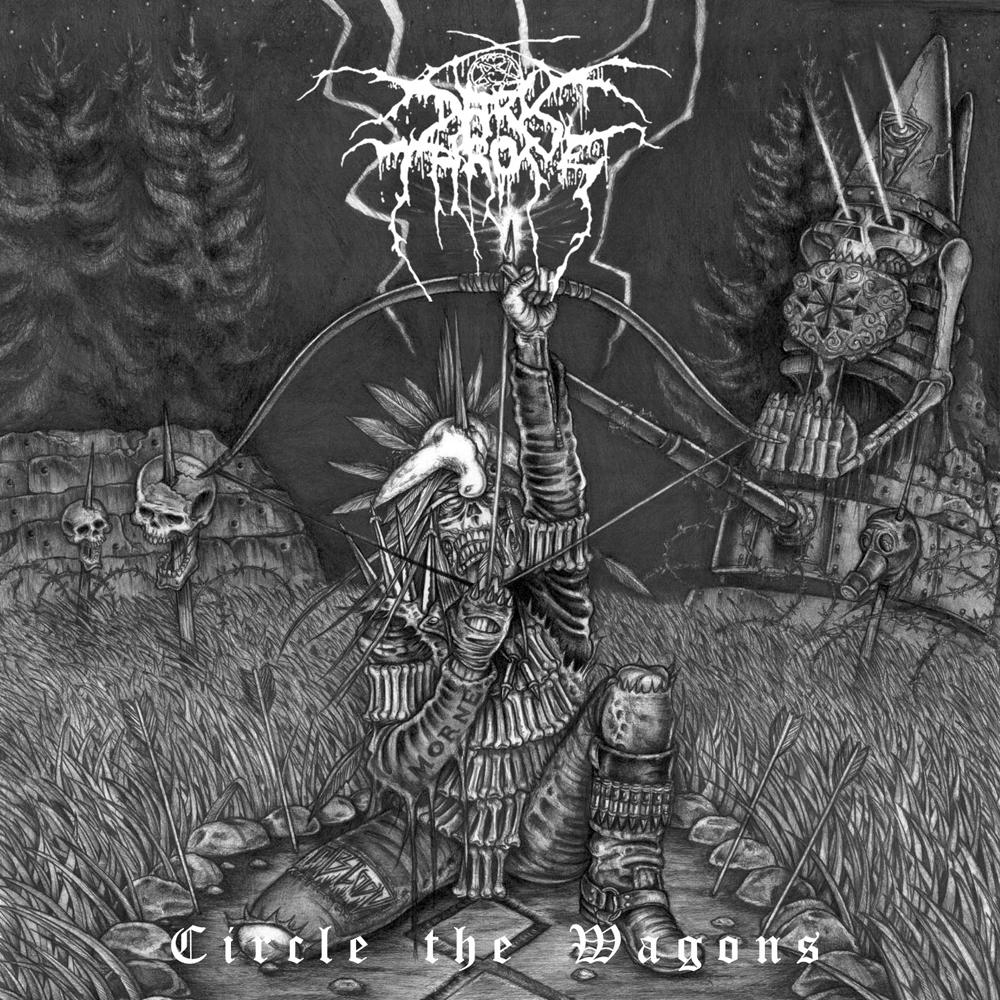 "Album Review: Darkthrone - ""Circle The Wagons"""