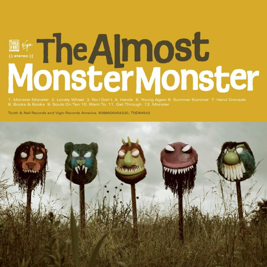 "The Almost - ""Mon..."