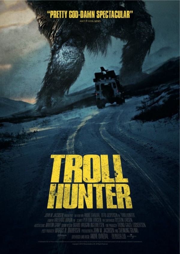 Troll hunter review