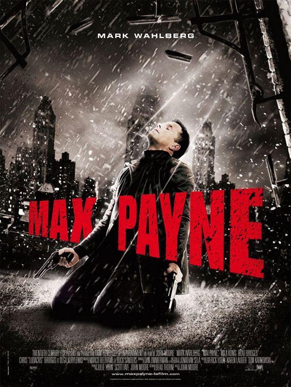Max Payne, 2008 - ABD