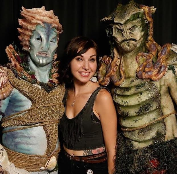 monsters in makeup 5 questions with face off season 7