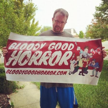 BGH Goes to HorrorHound