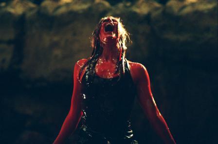 The Descent - bloody scream