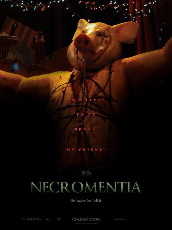 """Necromentia"" Trailer Creeps Me Out"