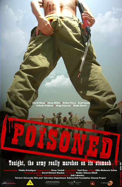 """Posters: """"Poisoned"""" seems like it might have a double ..."""