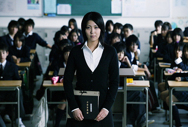 kokuhaku film review Kokuhaku for me was a modern masterpiece having such an interesting storyline and also having actors who possess such great talents in portraying their own.