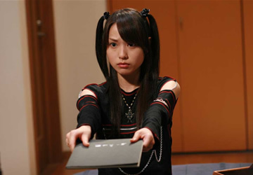 Misa in Death Note Movie