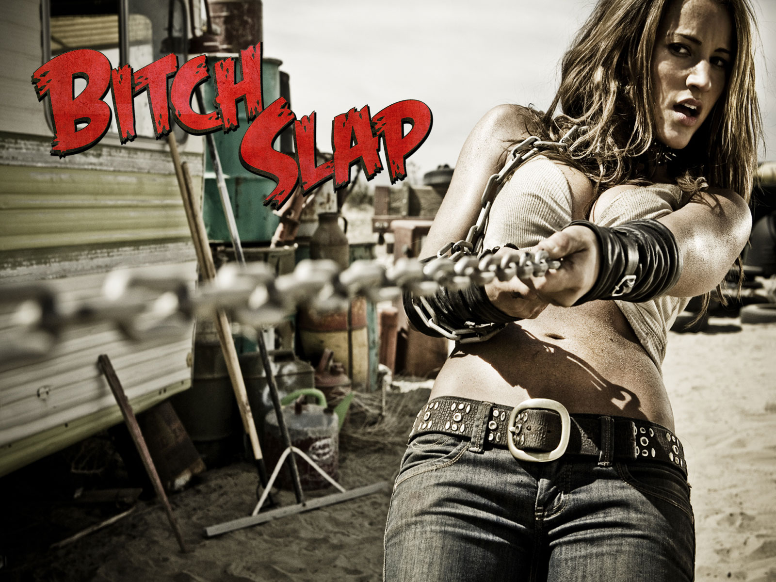 Bitch Slap