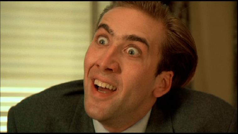 you don t say cage