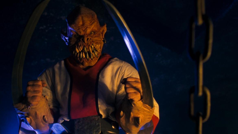 Mortal Kombat Annihilation Movie Review Bloody Good Horror