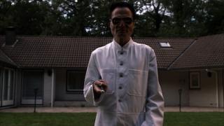 Dieter Laser of The Human Centipede