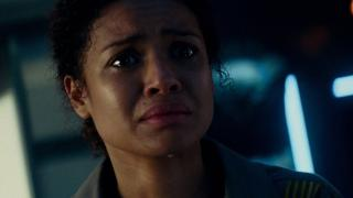 Gu Gu Mbatha Raw stars in The Cloverfield Paradox