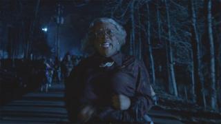 Madea runs for it in Boo! A Madea Halloween