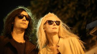 "Tom Hiddleston and Tilda Swinton in ""Only Lovers Left Alive"""