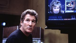 Richard Gere attempts to solve the mystery of the Mothman in The Mothman Prophecies