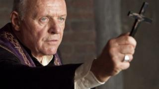 Anthony Hopkins knows The Rite
