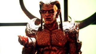Andrew Divoff as the djinn in Wishmaster 2