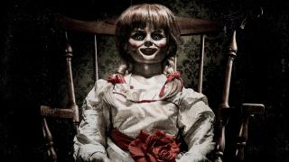 "Annabelle the doll from 2014's ""Annabelle"""