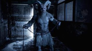 Krampus in A Christmas Horror Story