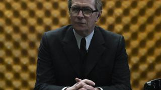Gary Oldman as George Smiley
