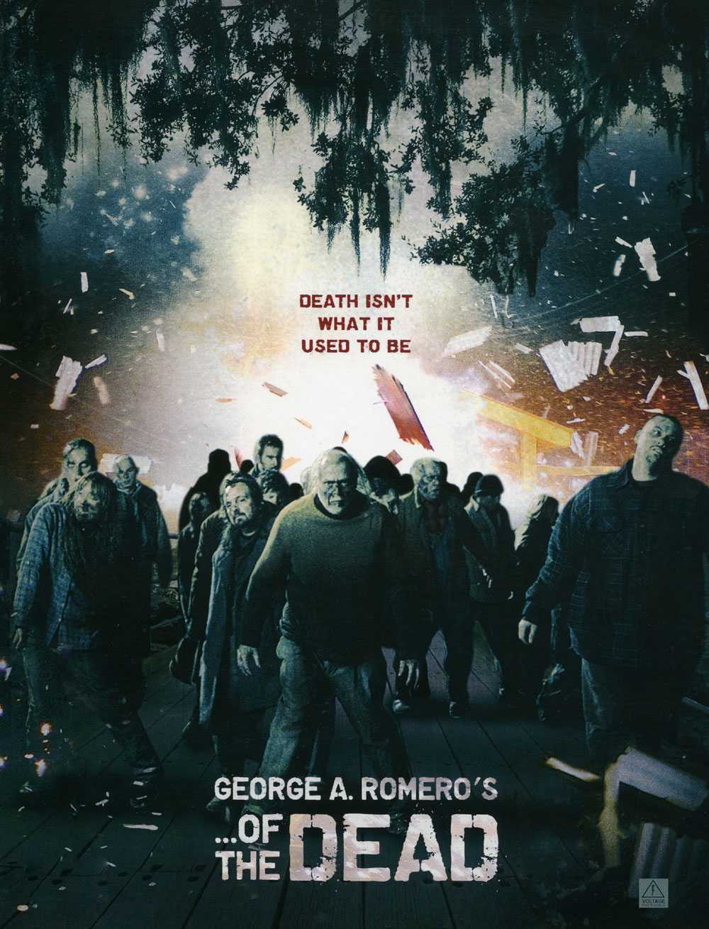 "George A. Romero's ""Survival of the Dead"" Trailer 