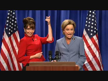 Tina Fay Sarah Palin